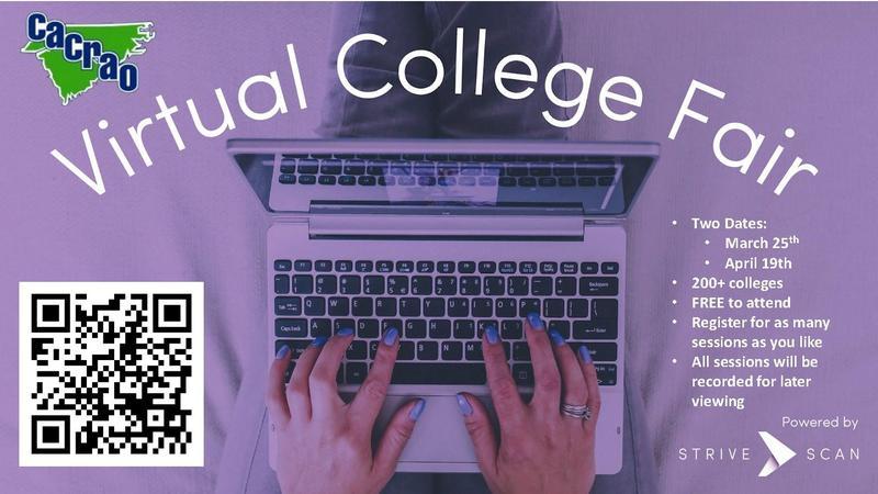 Virtual College Fair Thumbnail Image