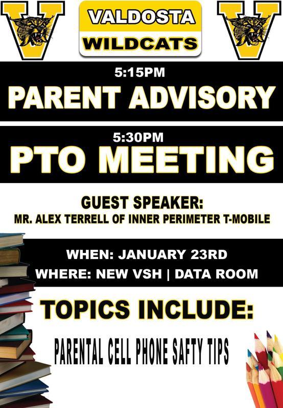 PTO Meeting Jan. 2019
