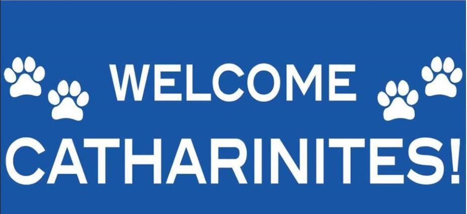 Welcome Catharinites