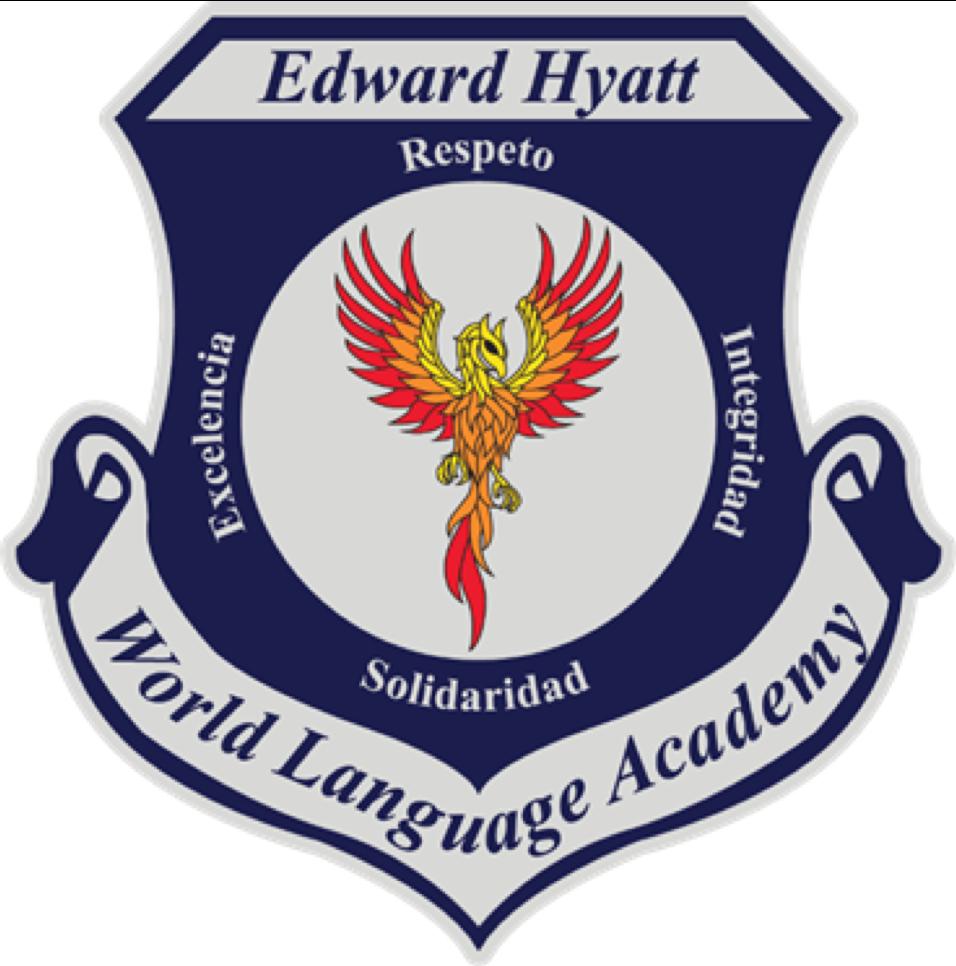EHWLA's school crest