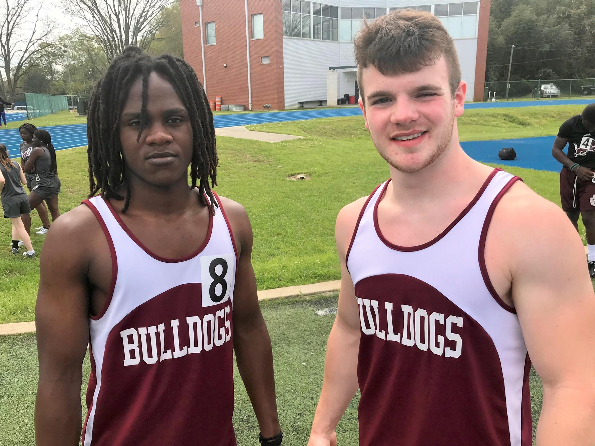 Clarkdale High Track & Field Team Members