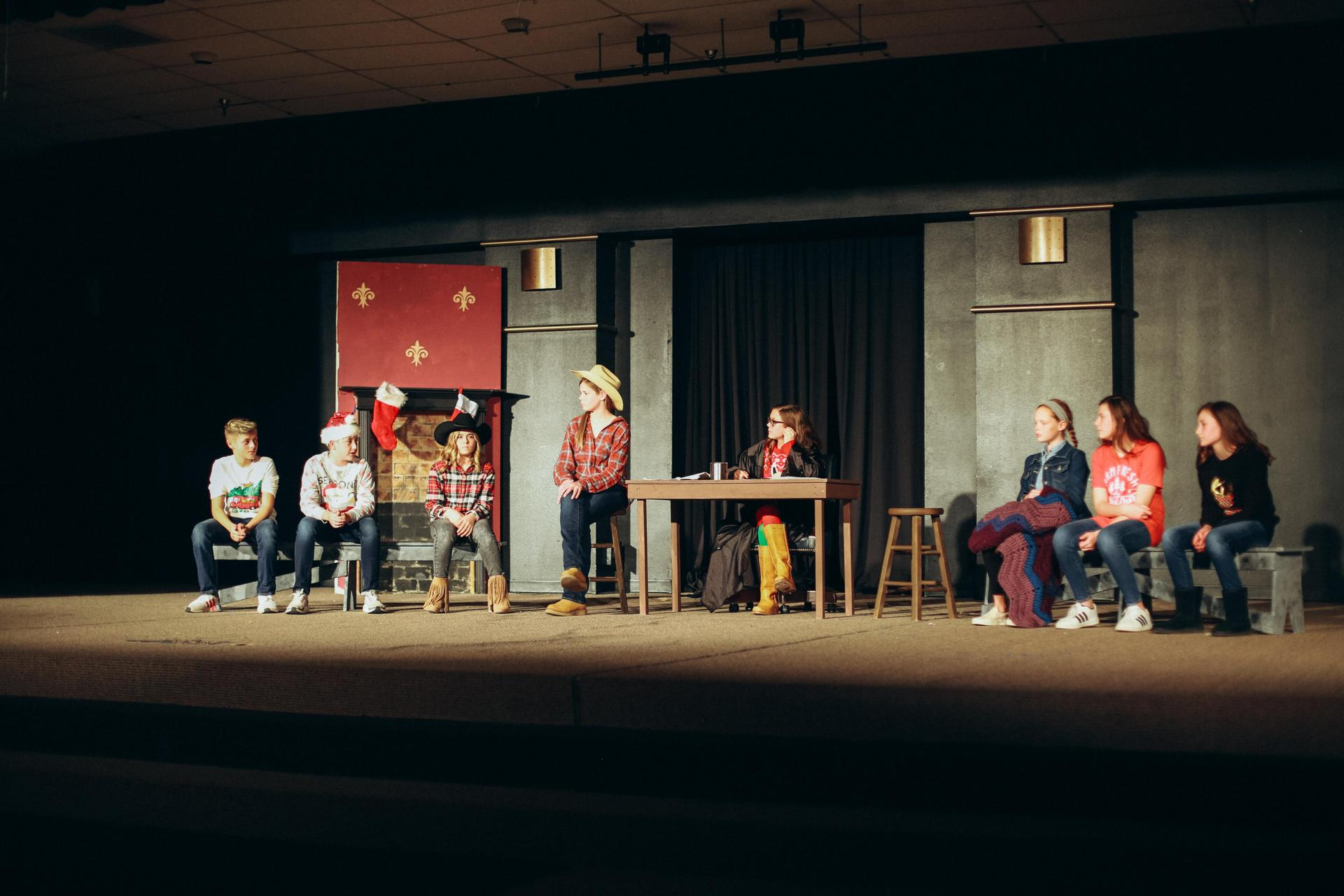 middle school theater