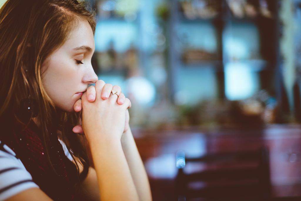 PrayingGirl