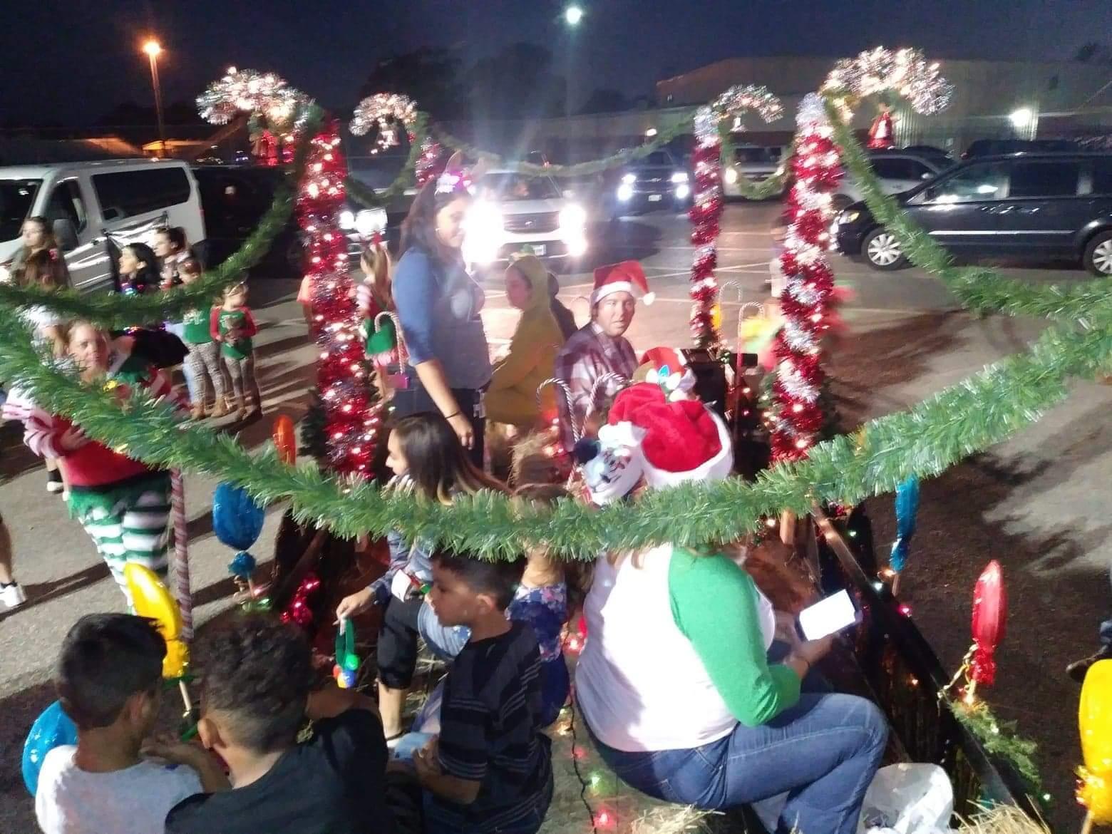 2018 Christmas Parade