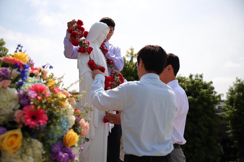 Marian Mass Featured Photo