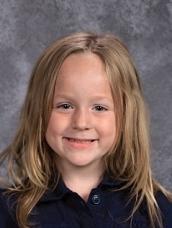 Kenley Penn - 3rd Grade