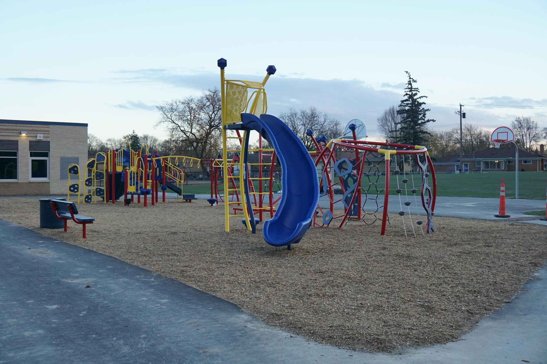 Peck playground