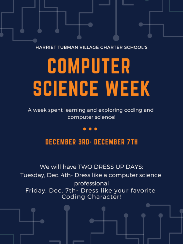Computer Science Week Featured Photo