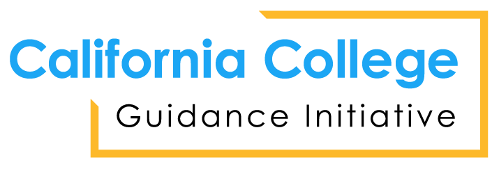 California College Guidance Initiative Logo
