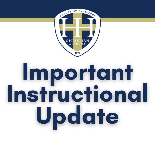 Instructional Update Featured Photo