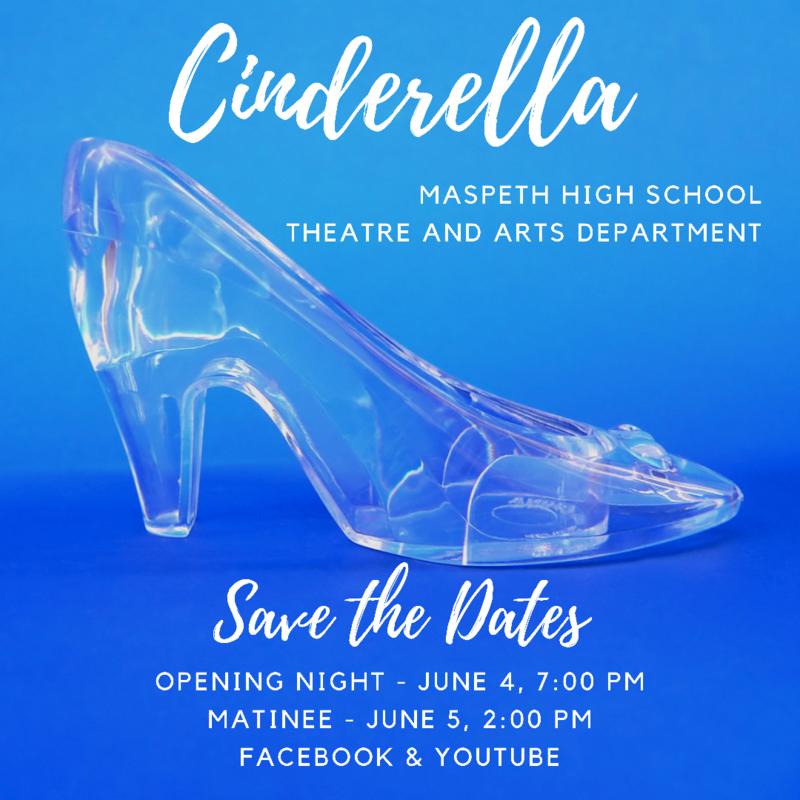 Maspeth High School's Cinderella
