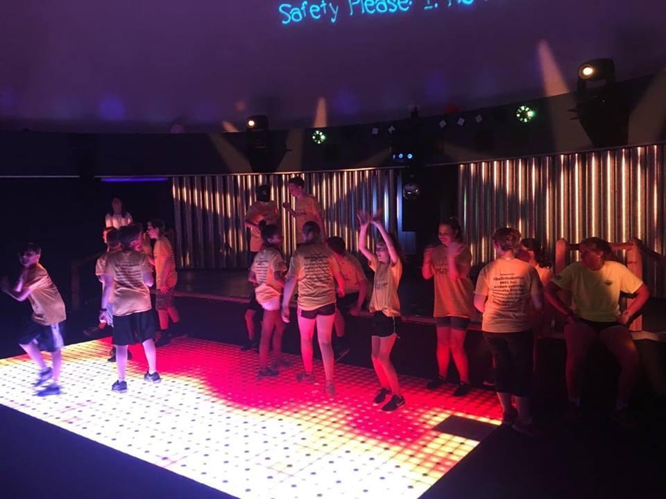 Dance Dance Revolution!