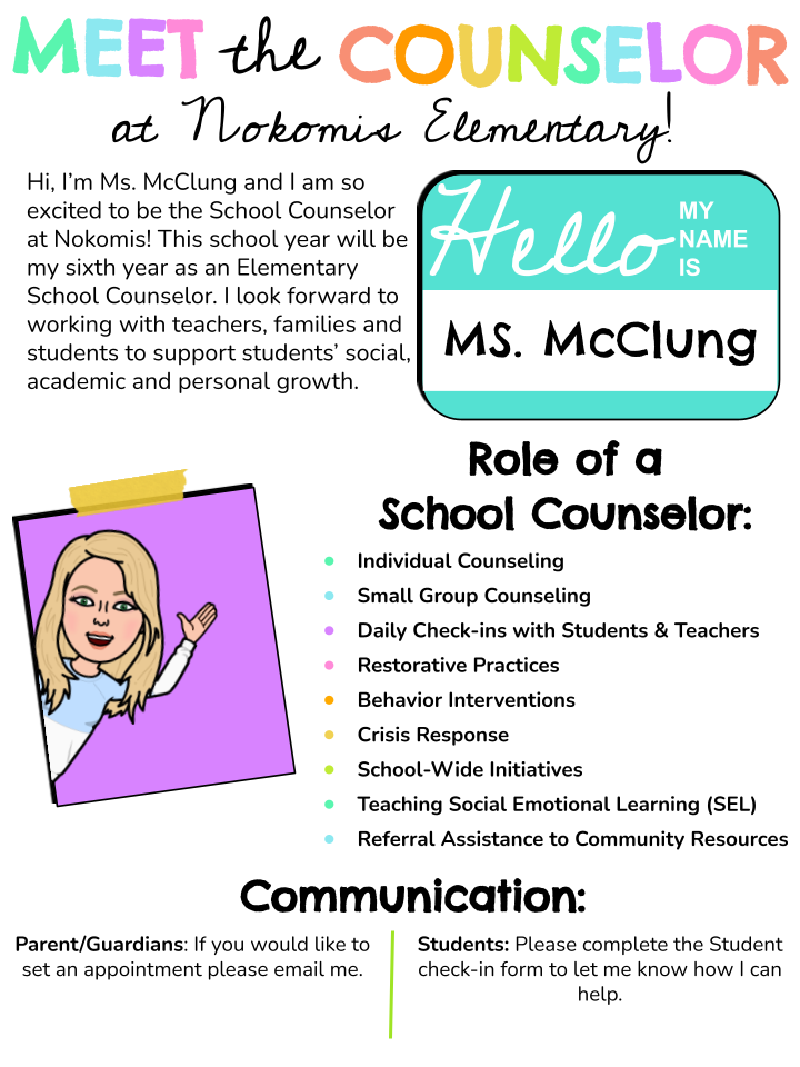 Meet the Counselor