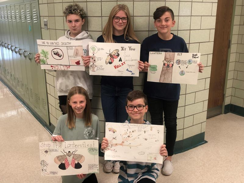 7th Grade poster Contest Featured Photo