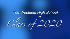 Photo of opening graphic for Senior Tribute Video for Class of 2020.