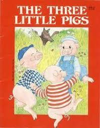 The Three Little Pigs by Eileen Grace
