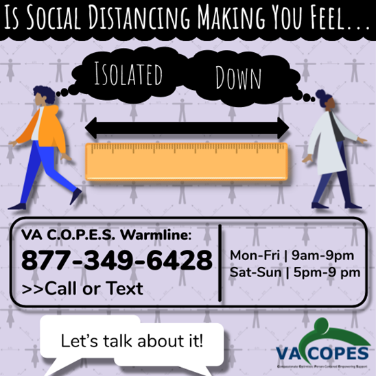 Is Social Distancing Making You Feel