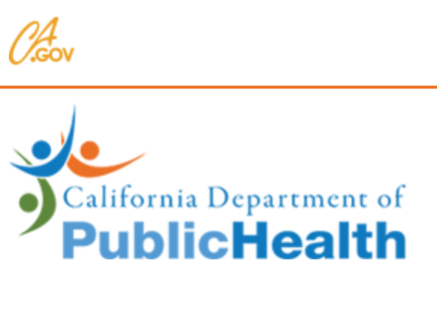 California Public Health logo