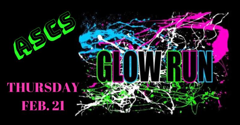 2nd Annual ASCS Glow Run Thumbnail Image