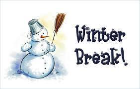 Winter Break - Dec. 20 through Jan 3 Featured Photo
