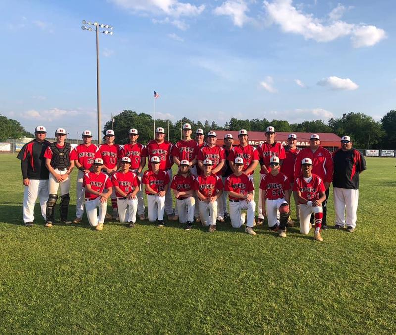 Baseball Team Wins District Featured Photo