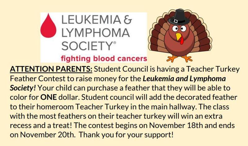 info for fundraiser
