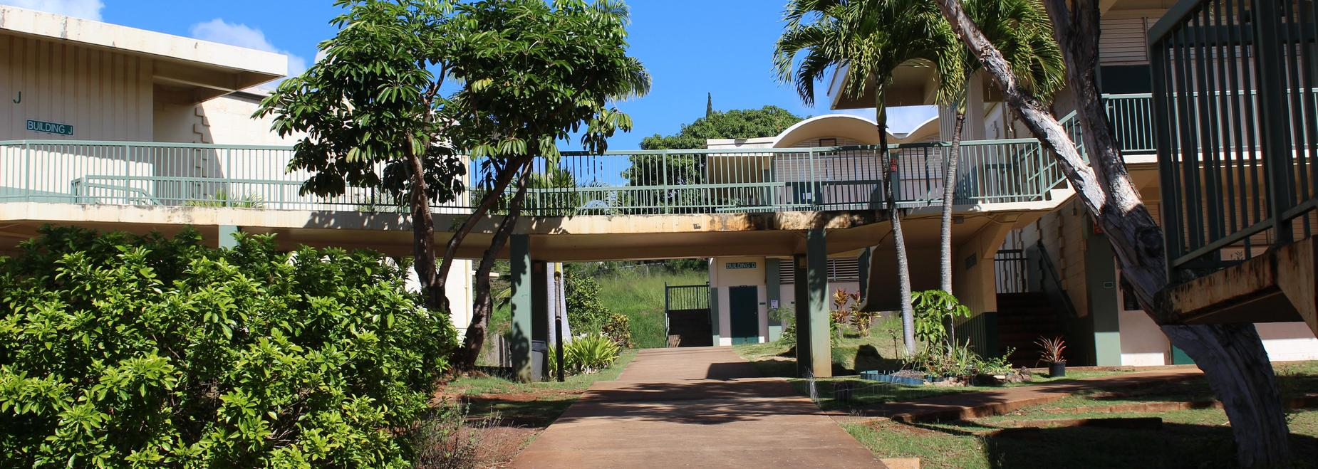 Aiea High School Campus