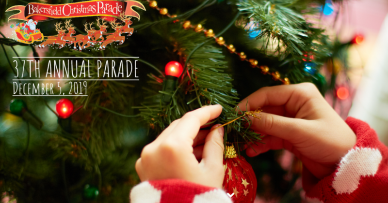 bakersfield christmas parade