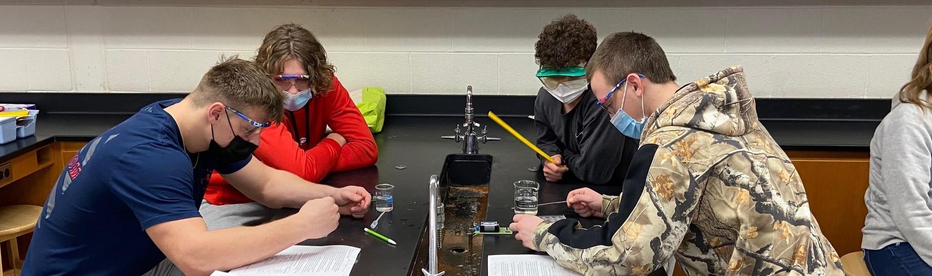 11th Grade Chemistry 20-21