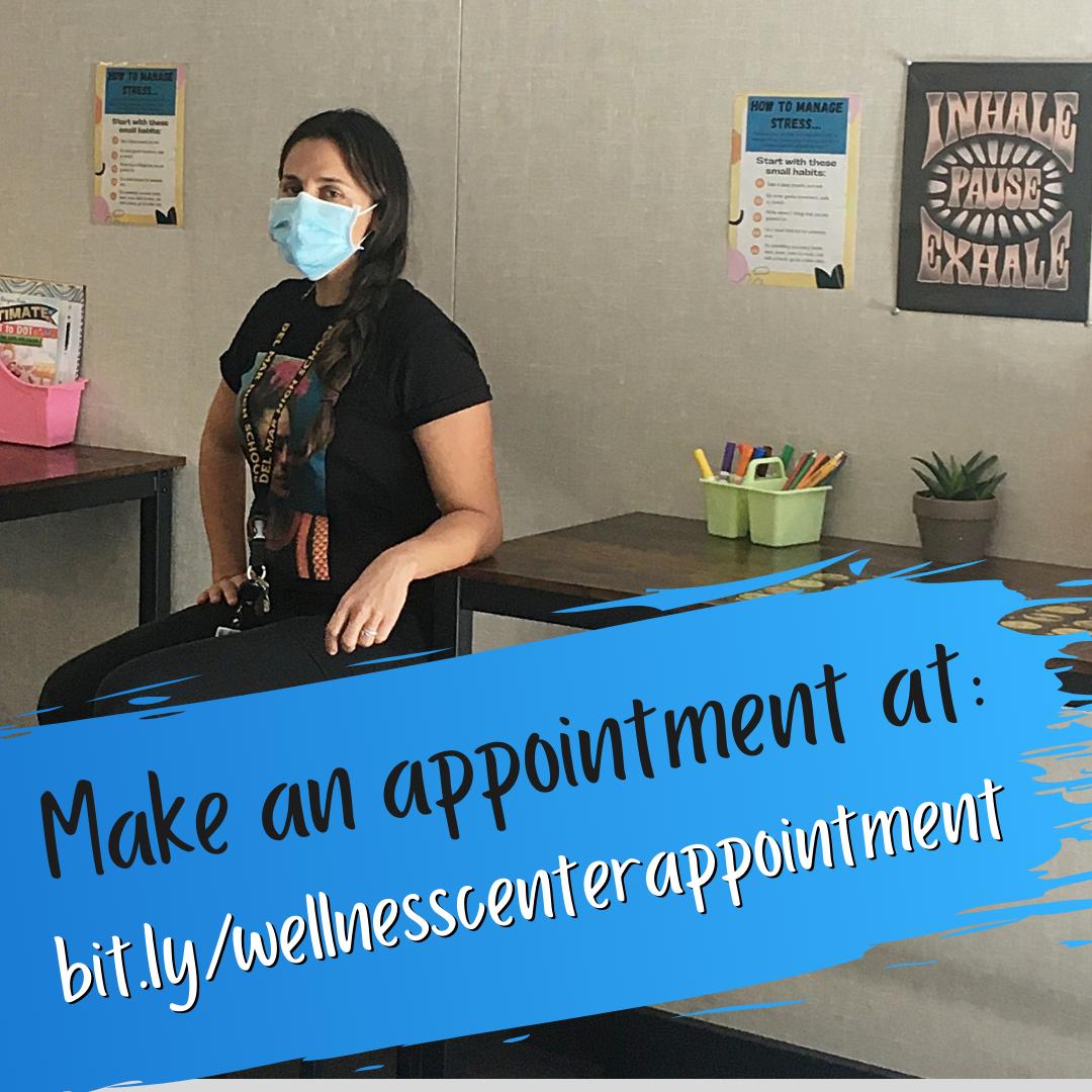 ms burton at the wellness center