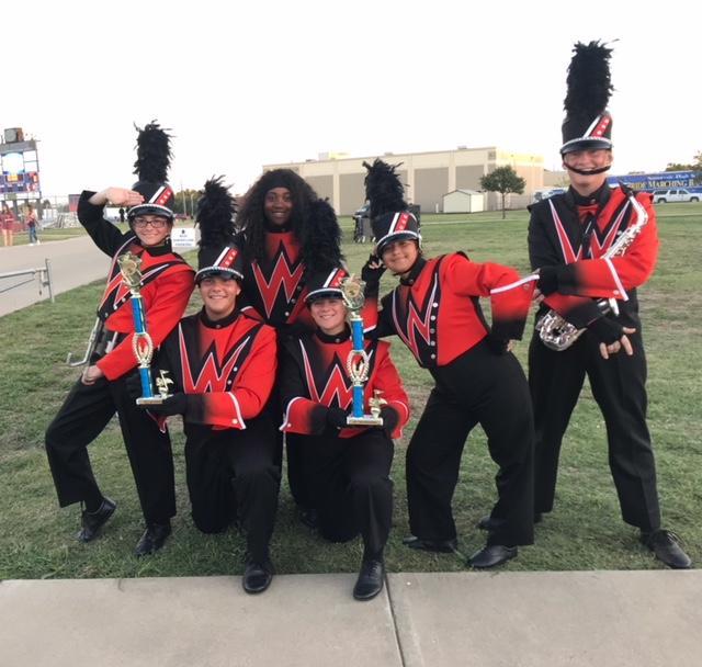 Band Seniors 2018