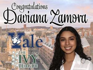 Daviana Zamora Yale