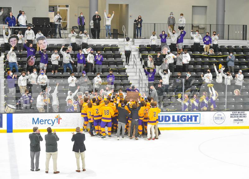 CBC hockey wins 2021 Challenge Cup championship