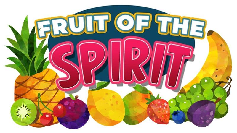 NEW Fruits of the Spirit Series at Kids Church Featured Photo
