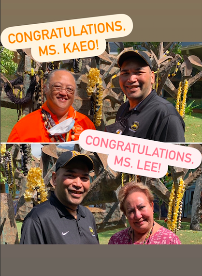 CONGRATULATIONS MS. NATALIE KAEO AND MS. YVONNE LEE! Featured Photo