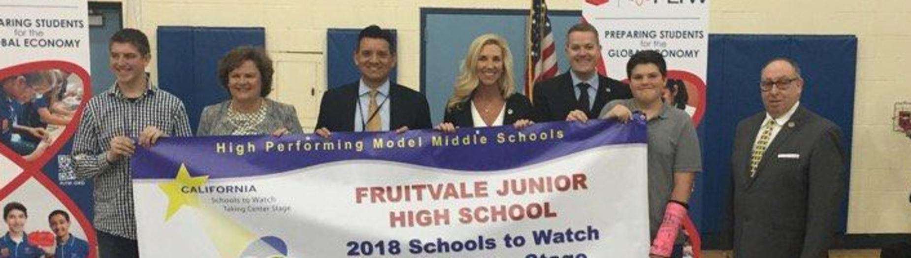 Fruitvale Junior High School