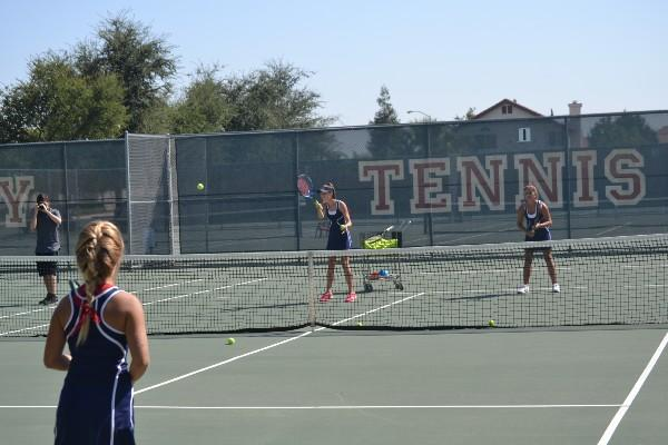 Girls JV Tennis