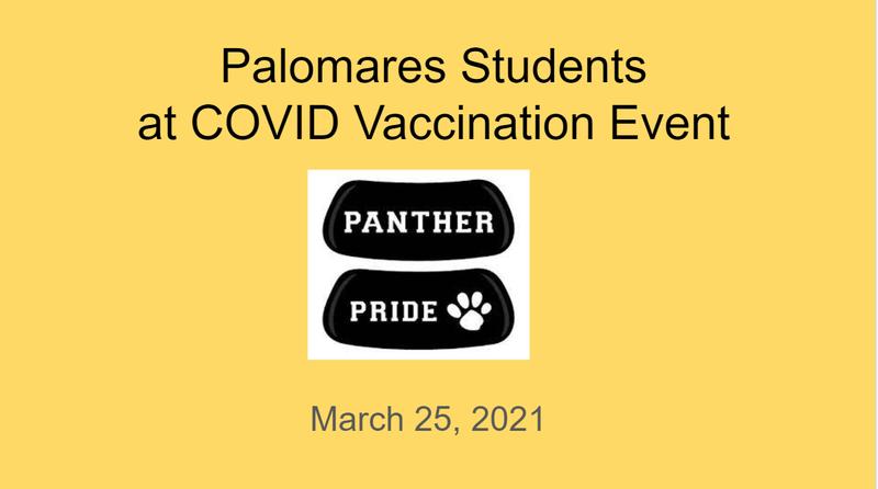 COVID Vaccination Event