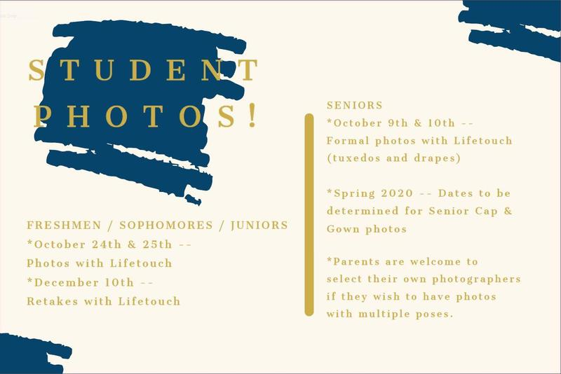 It's Time for Student Photos Featured Photo