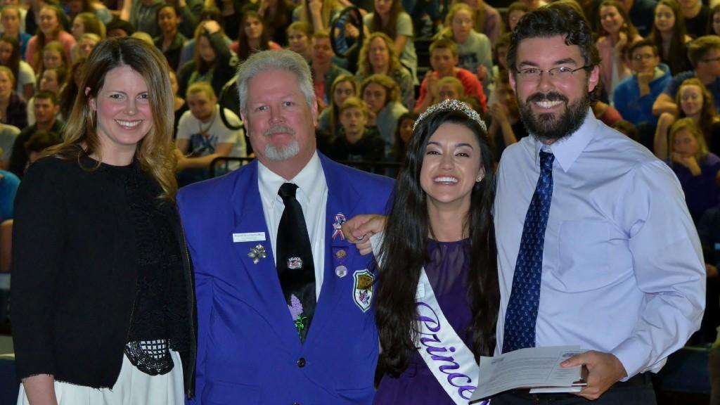 Awards Assembly 2016