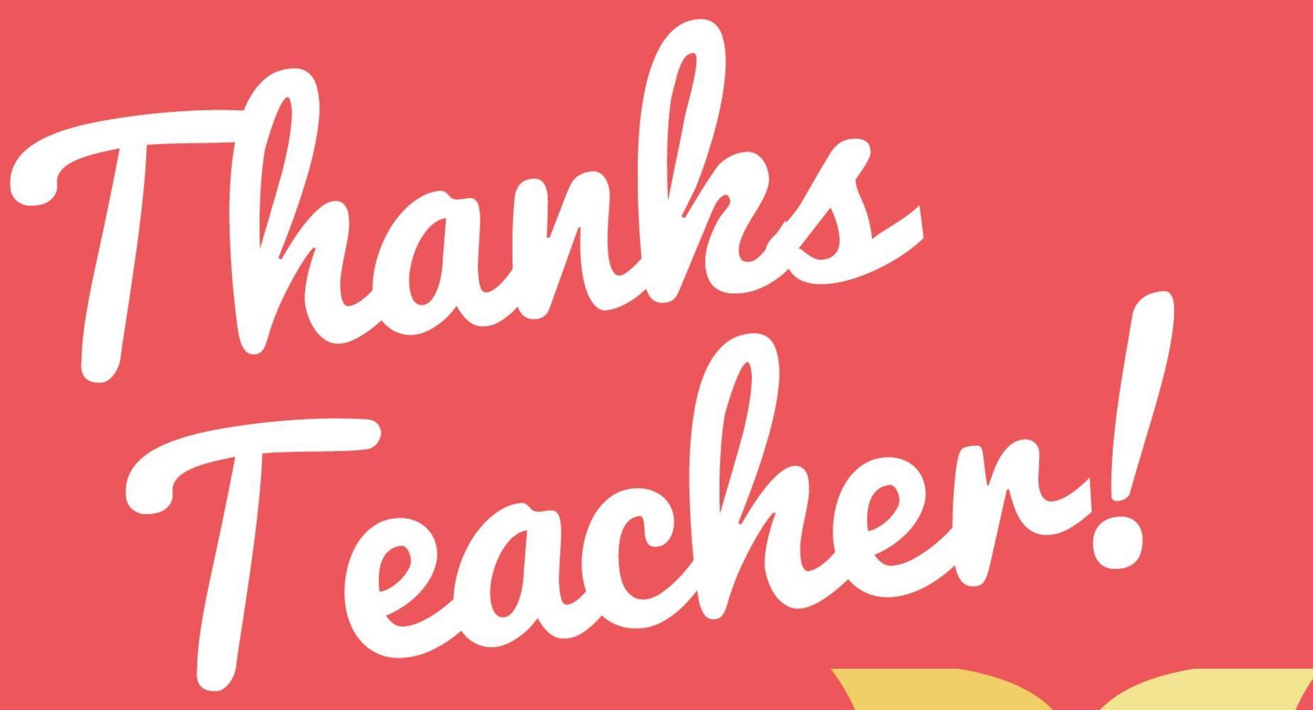 Virtual Teacher Appreciation Week