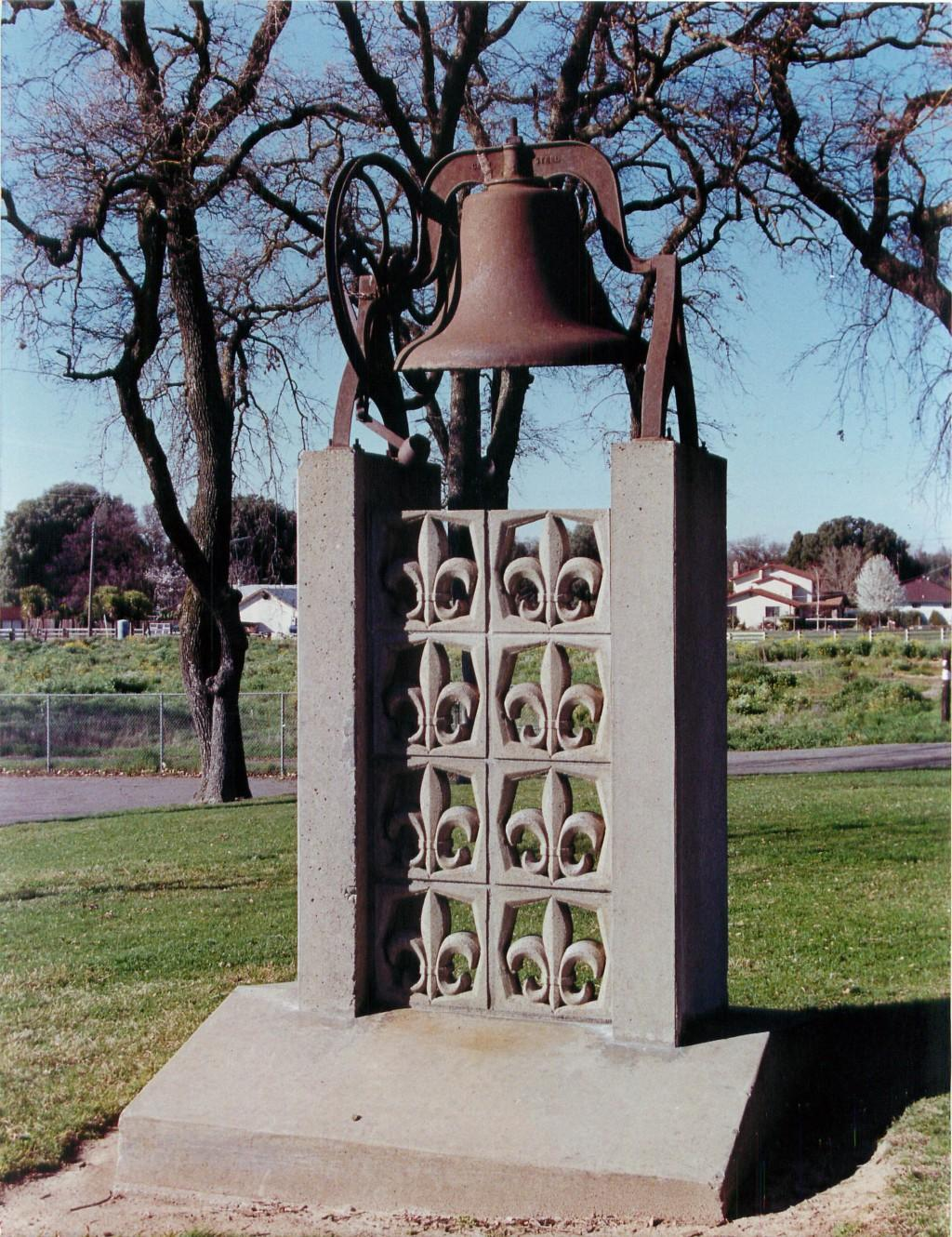 Original Center School Bell