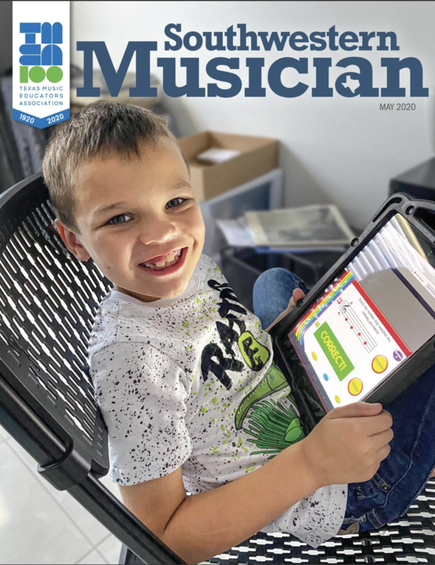 SW musician mag cover