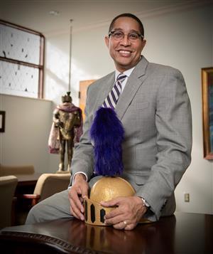 Dr. Kenneth St. Charles