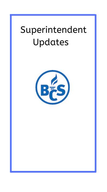 superintendent updates graphic