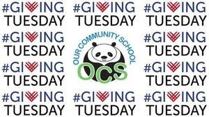 OCS #GivingTuesday logo