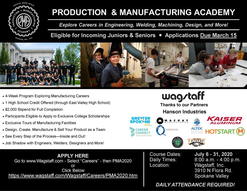 Tech academy flyer