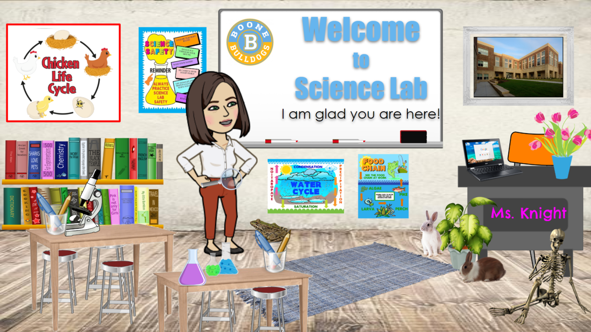 Boone Science Lab
