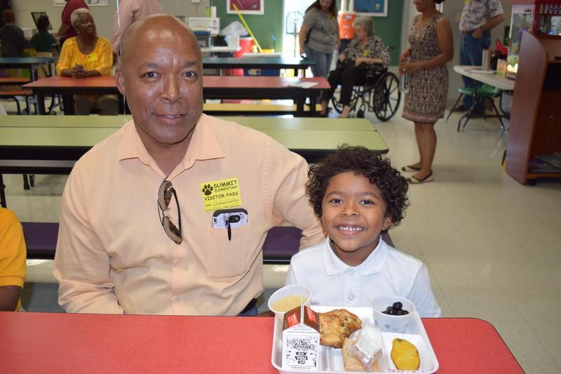 "Summit Elementary School 1st – 3rd Grades ""Grandparents"" Day Luncheon 2019"