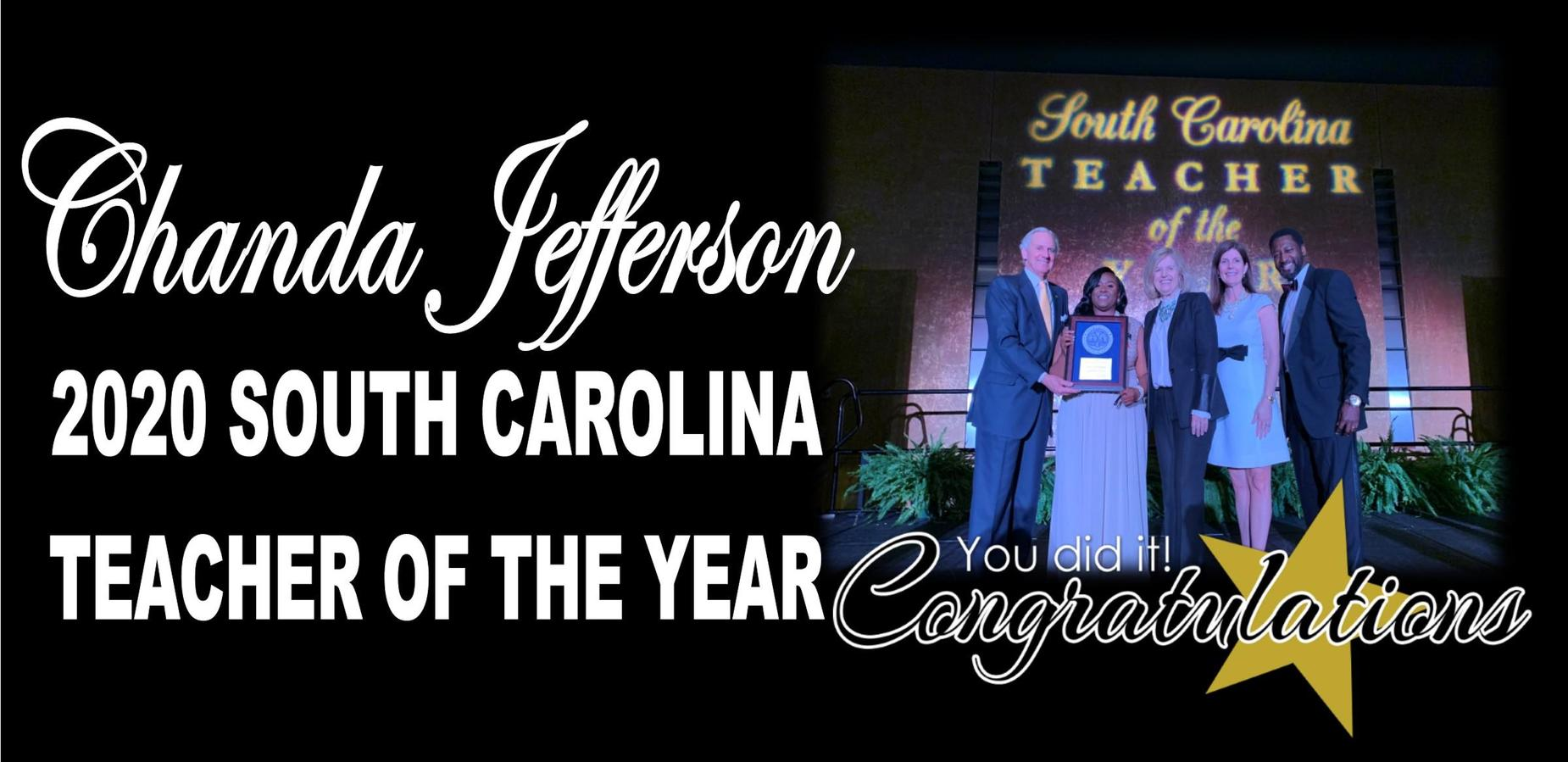 2020 SC TOY Chanda Jefferson